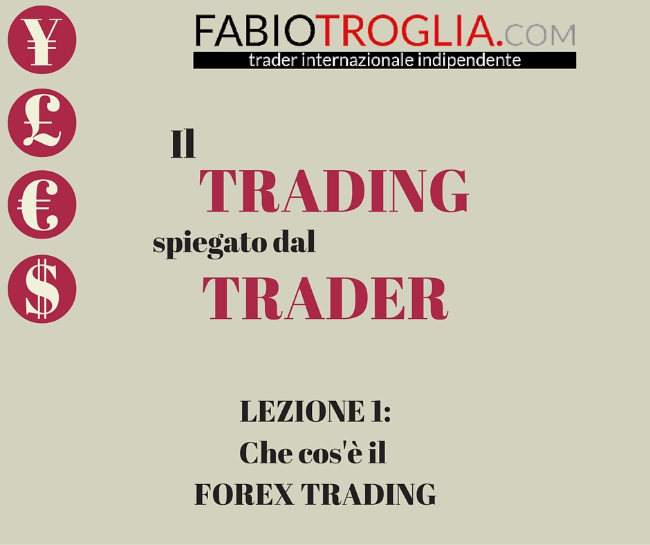 Cos ge il forex trading