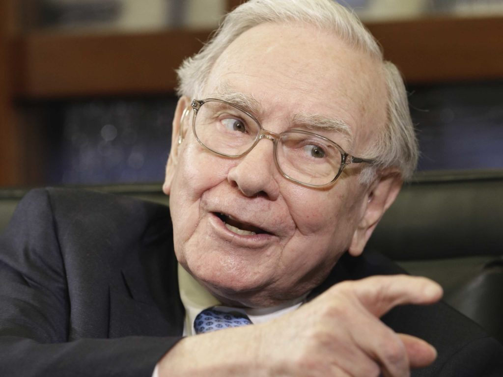 Warren buffet plus